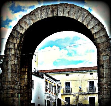 Arco de Trajano. Mérida (España)