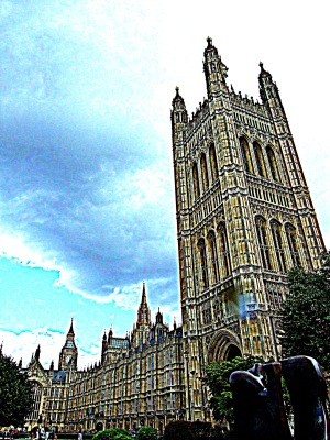 HOUSES OF PARLIAMENT. LONDRES (REINO UNIDO)